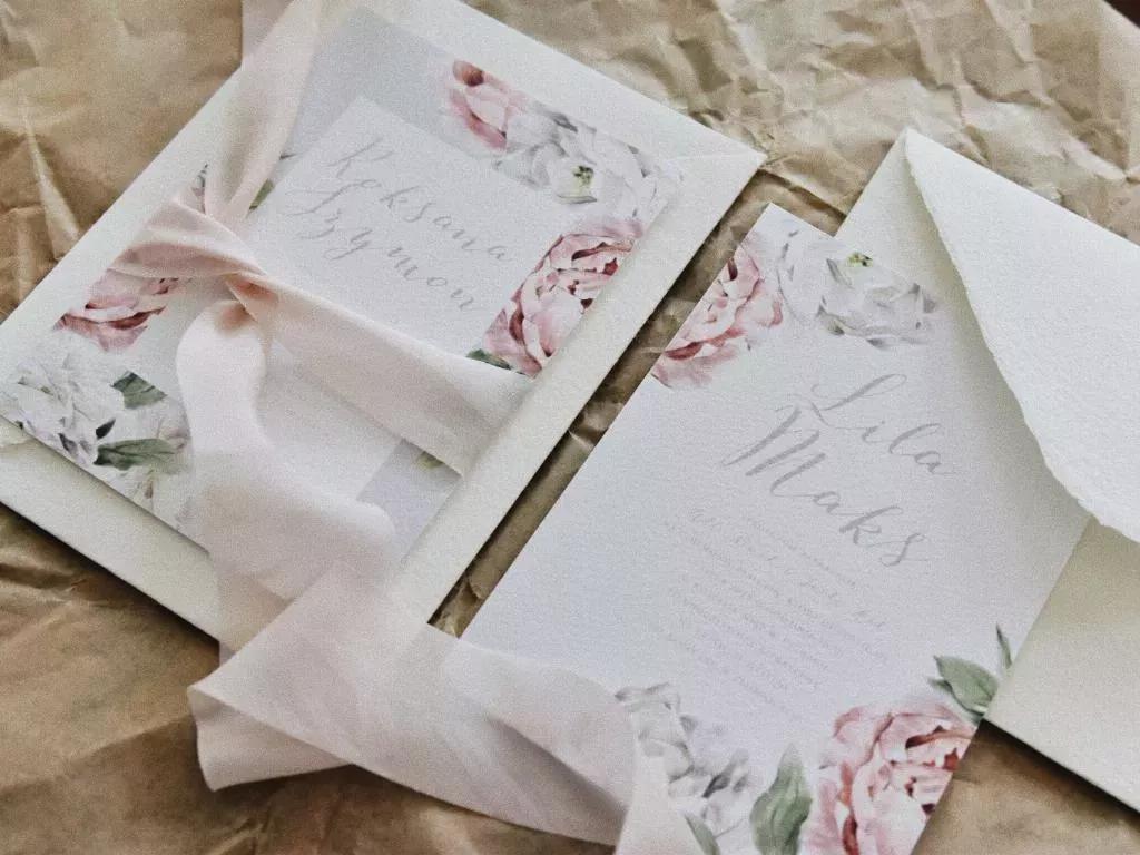 Zaproszenia ślubne I Papeteria Poznaj Ceny I Opinie ślub Na Już