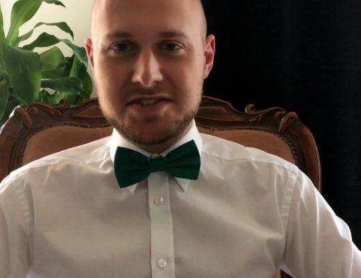 Przysięga małżeńska - klatka z wideo