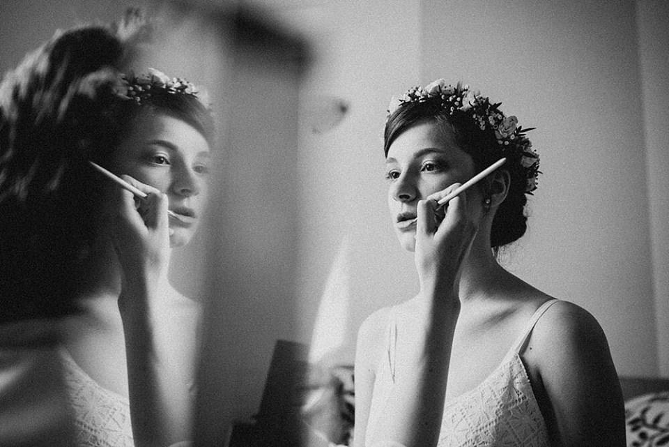 Makijaż na ślub