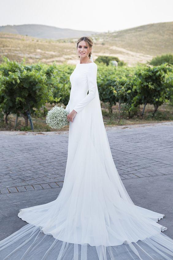 Suknie ślubne 2019 - w stylu Meghan Markle