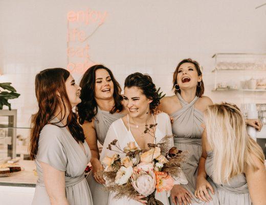Alternatywne targi ślubne - sesja