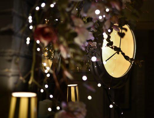 Oświetlenie na weselu nie musi być kiczowate!