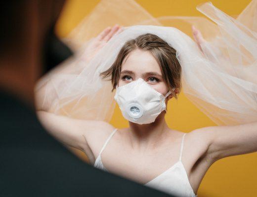 Panna Młoda - wesele a koronawirus