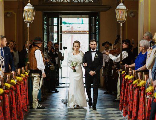 Ślub z folklorystycznym akcentem - podkreślcie Wasze korzenie!