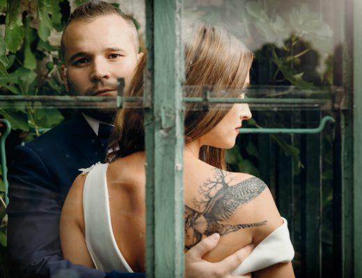 Intymna chwila we dwoje przed ślubem w obiektywie!