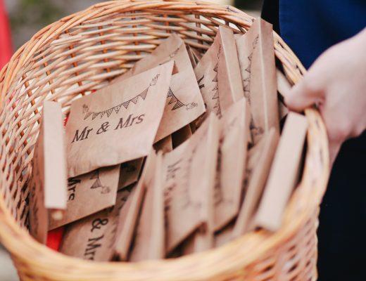 Prezenty dla gości weselnych - najlepsze pomysły